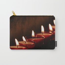 Tea lights Carry-All Pouch
