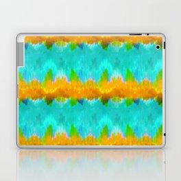 Summer Vibes Tie Dye in Tropical Laptop & iPad Skin