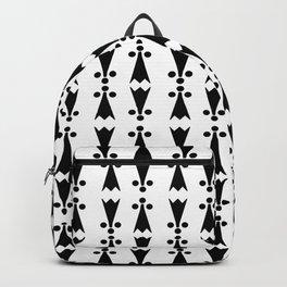 Hermine -Ermine-armino 9 Backpack