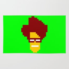 The IT crowd: Moss Rug