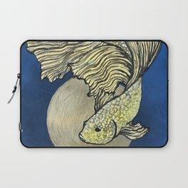 Golden Betta Laptop Sleeve
