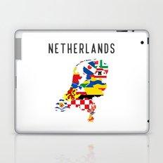 Netherlands country regions Laptop & iPad Skin