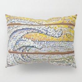 Waves on Grain Pillow Sham