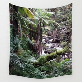 Tropical Forest 09 Wall Tapestry
