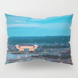 My City of Steel Pillow Sham