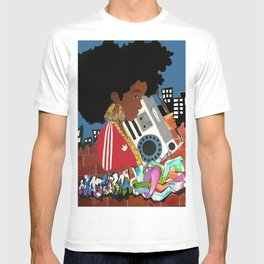 Old school Afro T-shirt