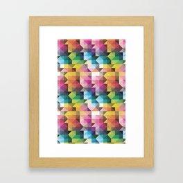 tiles 1 Framed Art Print