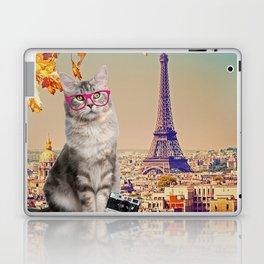 Louie in Paris Laptop & iPad Skin