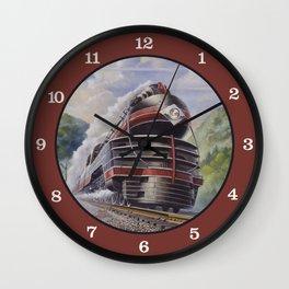 Lehigh Valley Railroad - The John Wilkes Wall Clock