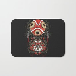 Mononoke Totem Bath Mat