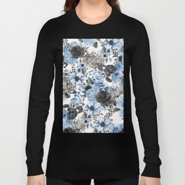 Floral Pattern#4 Long Sleeve T-shirt