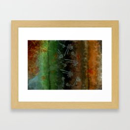 No name - September 2014 Framed Art Print