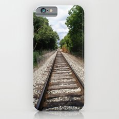 Down The Track (2) iPhone 6s Slim Case