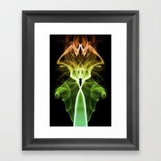 Smoke Photography #24 Framed Art Print