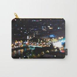 Paris Bokeh Lights - TiltShift Carry-All Pouch