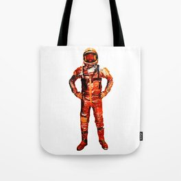 Astronaut James Tote Bag