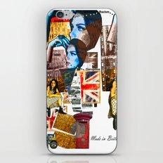 Made in Britian iPhone & iPod Skin