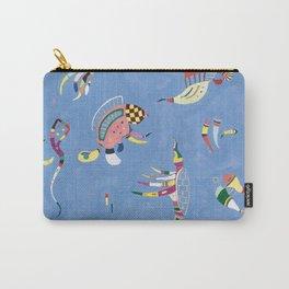 Kandinsky - Bleu de ciel Carry-All Pouch