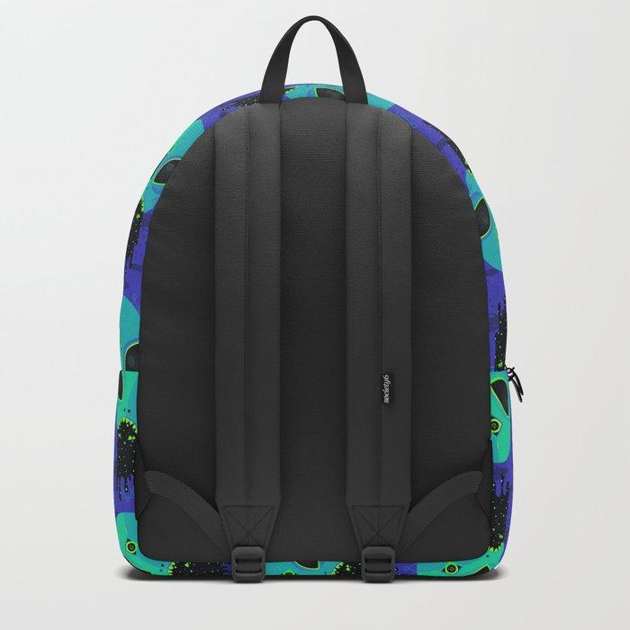 Alien Flu Backpack