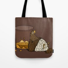 Thirsty Grouse - Colored! Tote Bag