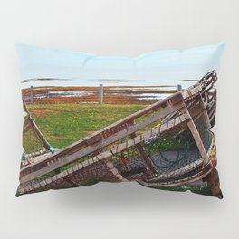 Lobster Traps and the Sea Pillow Sham