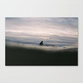 Ocean Surf III Canvas Print