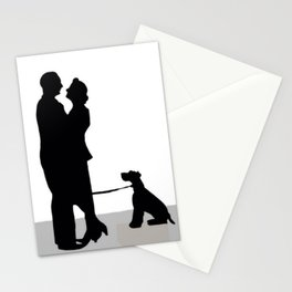 The Thin Man Stationery Cards