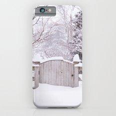 Snow Gate  iPhone 6s Slim Case