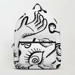 Face It, I'm All Mixed Up Backpack