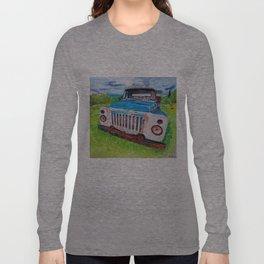 Beat up truck Long Sleeve T-shirt