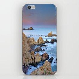 Volcanic planet iPhone Skin