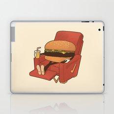 Lunch Break. Laptop & iPad Skin