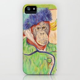 Ovanguhtan iPhone Case