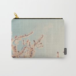 spring is in bloom ...  Carry-All Pouch