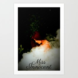 Miss Innocent Archetype Art Print