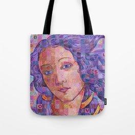 Variations On Botticelli's Venus – No. 2 Tote Bag