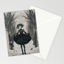 Dark Little Season Stationery Cards