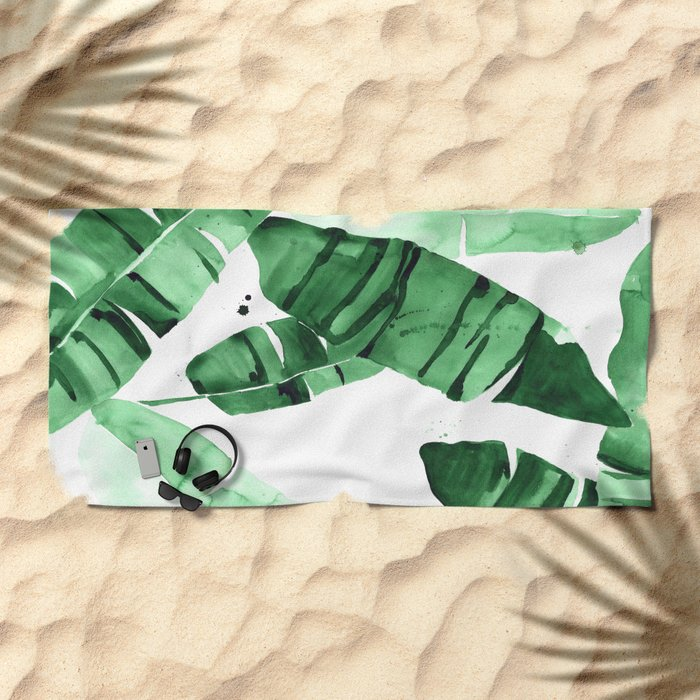 Beverly IV Beach Towel