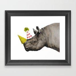 Rufus Framed Art Print