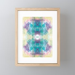 transpire Framed Mini Art Print
