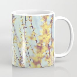 Yellow Daydreams Coffee Mug