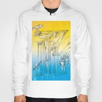 theater Hoodies featuring Theater by Boris Burakov