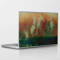 oasis Laptop & iPad Skins featuring Oasis by Fernando Vieira