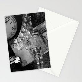 Deliver us in Evil  Stationery Cards