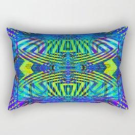 Electric Mornting Rectangular Pillow