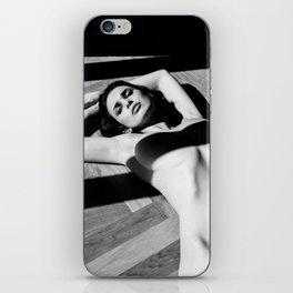 Shadowbra iPhone Skin