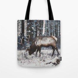 Reindeer Tote Bag