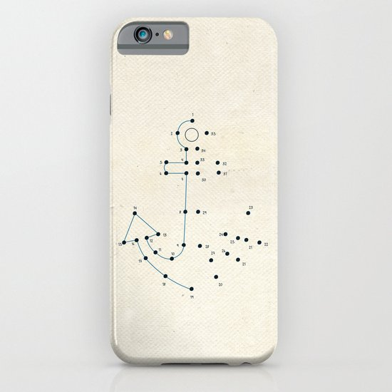 Connect the Dots #2 iPhone & iPod Case