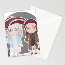 Grey Gardens Stationery Cards