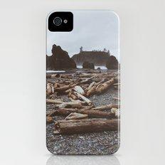 Ruby Beach iPhone (4, 4s) Slim Case
